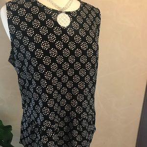 Never worn Liz Claiborne stretchy top